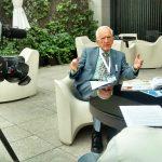 Entrevista de Discovery Dsalud con Colin Campbell y Antonino Muro