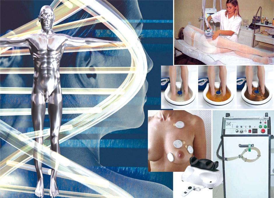 Aparatos de Electromedicina — DSalud