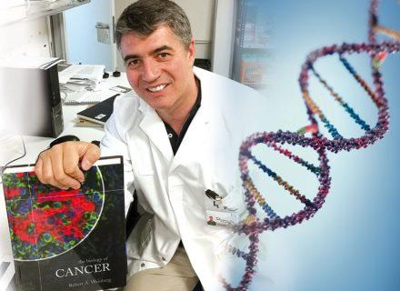 """Óscar Aguilera: """"La vitamina C es anticancerígena"""""""
