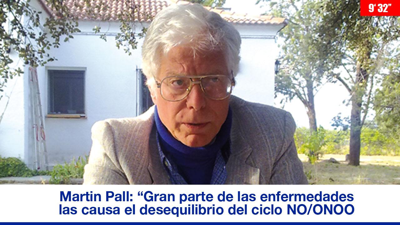 """Martin Pall: """"Gran parte de las enfermedades las causa el desequilibrio del ciclo NO/ONOO"""""""