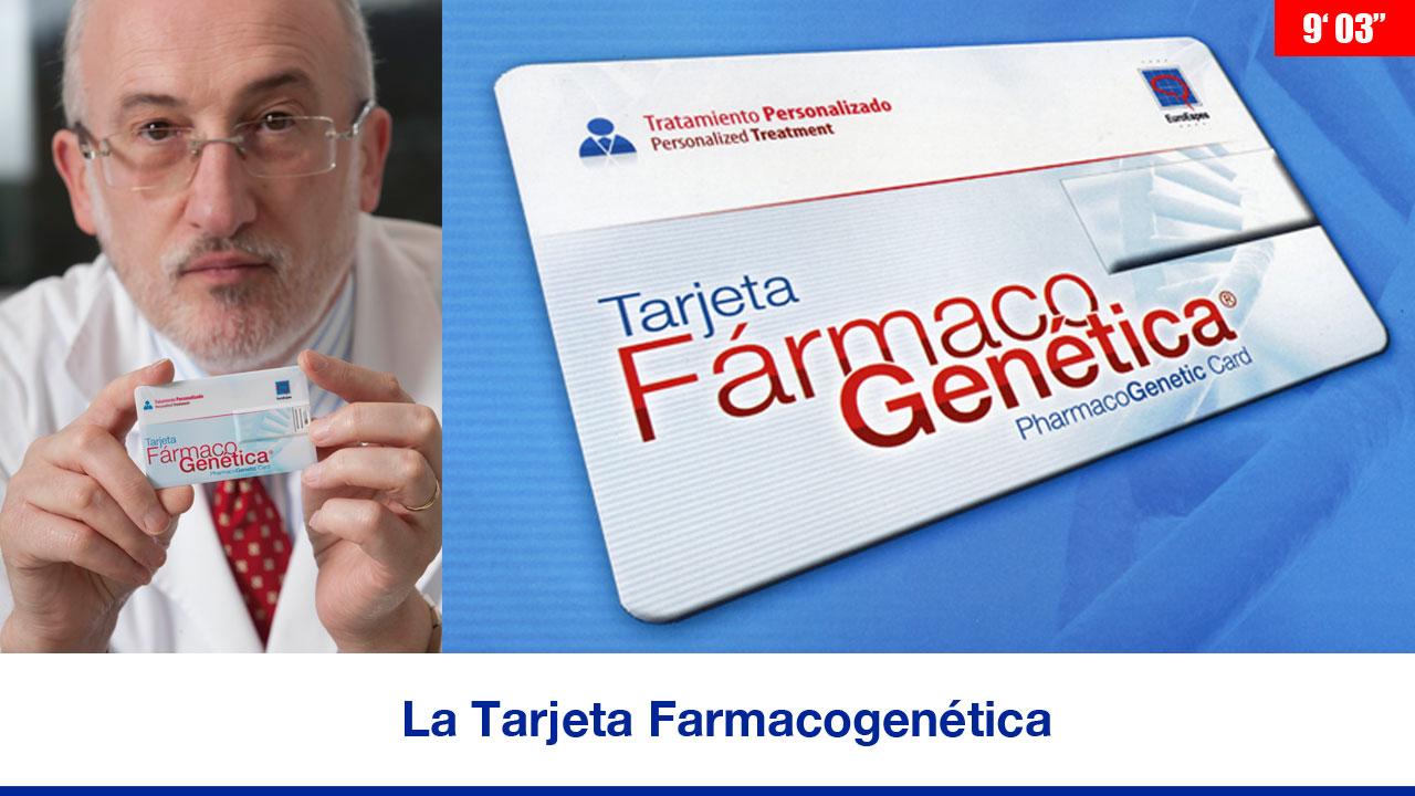 La Tarjeta Farmacogenética