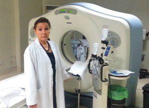 """Marina de la Fuente: """"El cáncer radio-inducido puede llegar a convertirse en un auténtico problema de salud pública"""""""