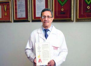 """Hugo Segura Puello: """"La vacuna CIMT-54 ha logrado bloquear la progresión de algunos cánceres"""""""