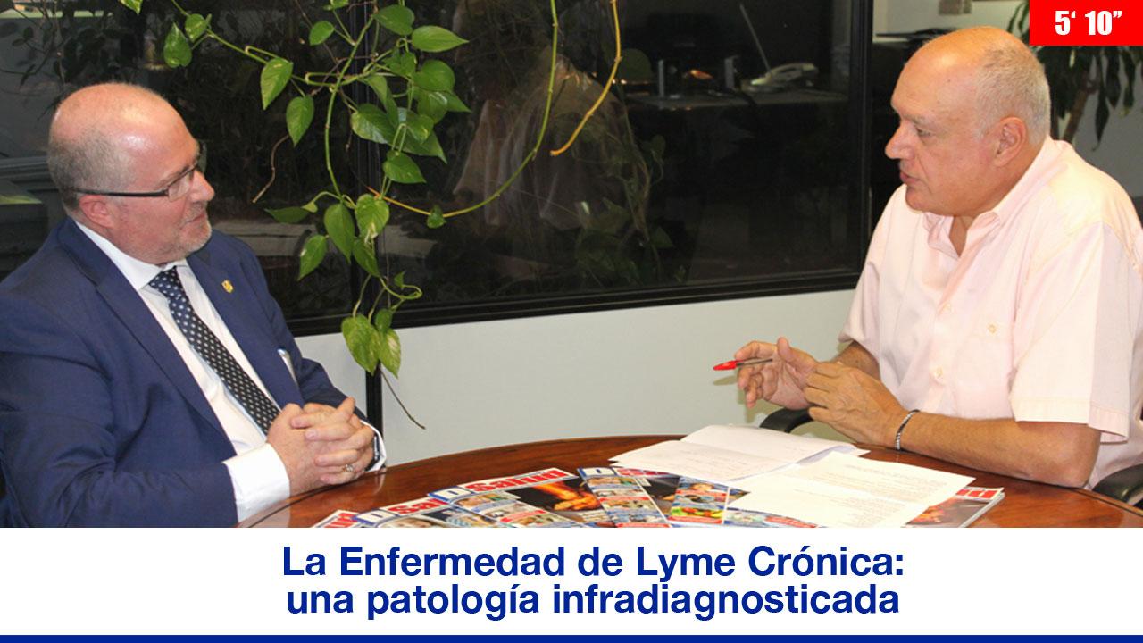 La Enfermedad de Lyme crónica: una patología infradiagnosticada