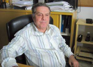 """Luis Carrasco: """"La ELA y otras patologías neurológicas podrían estar causadas por hongos"""
