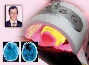 """Pavel B. Popov: """"La Terapia Fotodinámica debería ser ya el método de elección para todos los tumores malignos en el tratamiento del cáncer"""""""